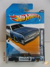 2012 Hot Wheels  170-2. `64 Lincoln Continental