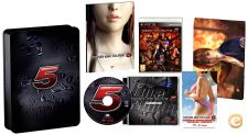Dead Or Alive 5 Collector's Edition Original Playstation 3