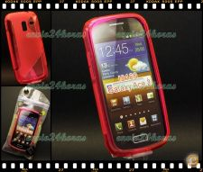 Capa case cover S-Line gel silicone Galaxy Ace 2 GT-I8160