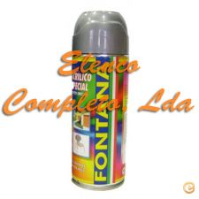 Tinta Spray Anti-Ferrugem Primário Cinza 400ml Fontana