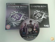 Saints Row The Third - NOVOs e usados - PS3