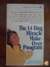 The 14-day miracle make-over program - Zina Provendie