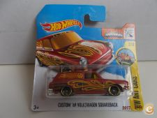 2016 Hot Wheels   192-2.Custom`69 Volkswagen Squareback