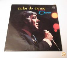 CARLOS DO CARMO - Ao Vivo No Olympia (LP)