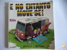 Zits E no entanto move-se ! - Jerry Scott , Jim Borgman
