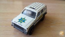 MAJORETTE VINTAGE - JEEP CHEROKEE      1/60 MADE FRANCE