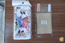 Capa selicone apple iphone 5c nova
