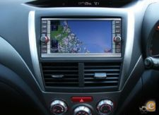 Subaru Core2 Sat Nav Map Update Disc DVD 2019-2020