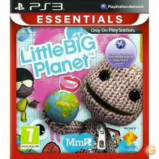 LittleBigPlanet - NOVO Playstation 3