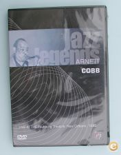 JAZZ LEGENDS – ARNETT COBB_Live at The Faubourg Theatre, New