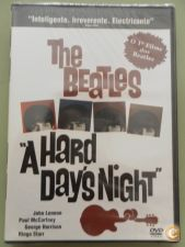 DVD 1º filme dos Beatles *A hard day's night* Novo e Selado