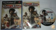 Prince Of Persia The Two Thrones Original Ps2