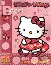 Cromos Hello Kitty - Bcool