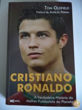 Cristiano Ronaldo - Tom Oldfield