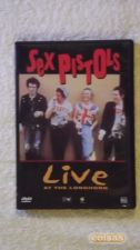 SEX PISTOLS - LIVE - dvd original