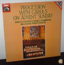 Choir of King's College, Cambridge | Procession With Carols