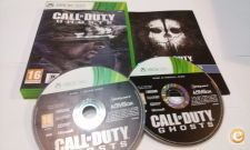 Call of Duty Ghosts - Bom estado  - XBOX 360