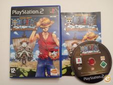 One Piece Grand Adventure Playstation 2 PS2