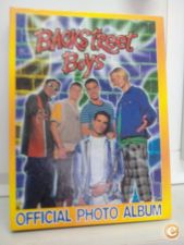 BACK STREET BOYS - OFFICIAL ALBUM PHOTO 1998