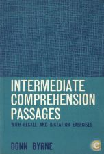 Intermediate Comprehension Passages | de Donn Byrne