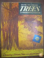 How to Draw Trees - Frederick J. Garner (1960)