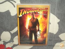 Indiana Jones and The Kingdom of The Crystal Skull - 2 DVD'S