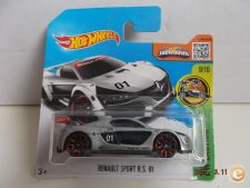 2016 Hot Wheels  079-2. Renault Sport R.S. 01
