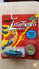 1993 JOHNNY LIGHTNING USA - VICIOUS VETTE   1/64 *NOVO*