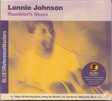 BLUES Lonnie JOHNSON Rambler's Blues CD Digipack 2002