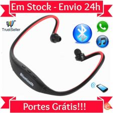 T21 Phones Auscultadores Headphones Sem Fios Bluetooth Stock