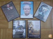 Various / Lote I  5 DVD's
