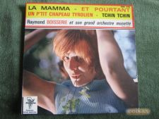 Raymond Boisserie et Son Grand Orchestre Musette Single 7""