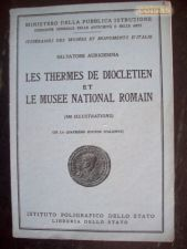 Les Thermes de Diocletien et le Musee National Romain