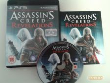Assassins Creed - Revelations + 1º - 3D  -  PS3