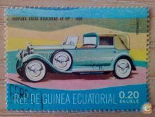 GUINE EQUATORIAL - SCOTT CARROS