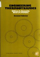 Engineering Thermodynamics - William C. Reynolds (1977)