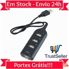 T113 HUB USB High Speed 480Mbps 4 Portas Entrega Imediata