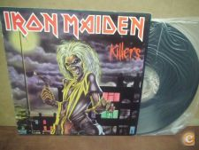 Iron Maiden - Killers (EMI 1981 LP)