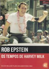 Os Tempos de Harvey Milk [DVD]