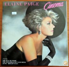 ELAIN PAGE.CINEMA. LP.