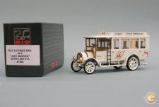 """RIO_1/43 FIAT AUTOBUS 18 BL 1915 """"JUST MARRIED"""" – Serie Limi"""