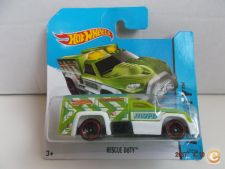 2014 Hot Wheels 047. Rescue Duty