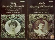 Lady Randolph Churchill : A Biography (2 Vols)