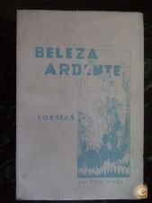 Beleza Ardente (c/ded.1ªed.1950) António Pires