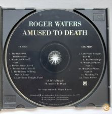 Roger Waters – Amused To Death - CD