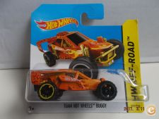2014 Hot Wheels     111-1. Team Hot Wheels Buggy