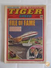 Tiger and Speed - 10 October 1981